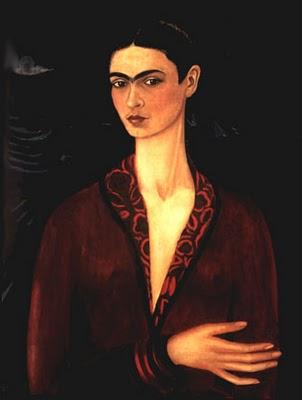 Resultado de imagen para Frida kahlo autorretrato 1926