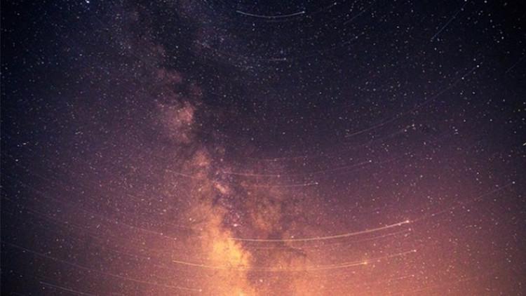 Llega la espectacular lluvia de meteoros de las Líridas