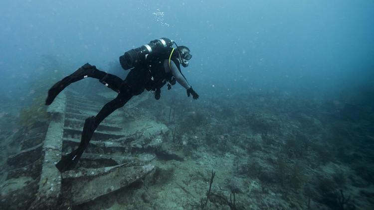 Video: Descubren en Crimea un buque hundido durante la II GM que podría almacenar tesoros