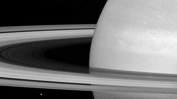 Imágenes únicas: Cassini graba en video las tormentas gigantes de la superficie de Saturno