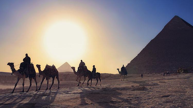 Un jubilado español podría haber descubierto el mayor secreto de las pirámides egipcias (VIDEO)