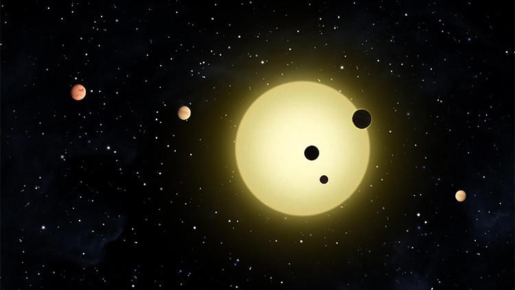 FOTO: Descubren una luna que orbita el tercer planeta enano más grande del sistema solar
