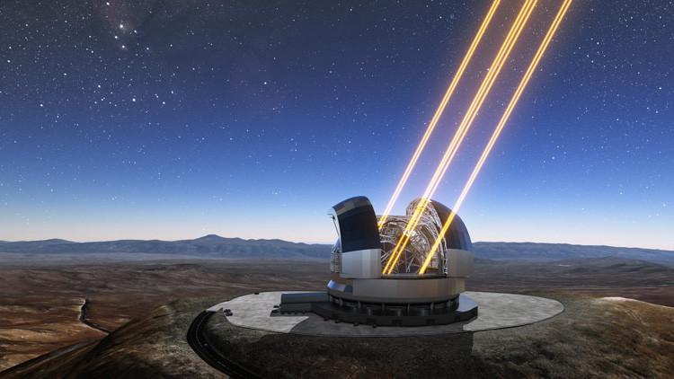Arranca la construcción del telescopio más grande del mundo en Chile (VIDEO)