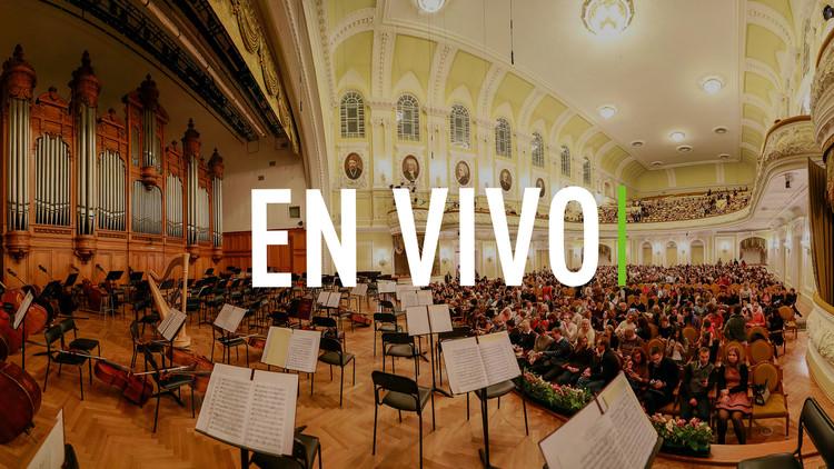 EN VIVO: El Concierto en 360° 'Más allá de las barreras 2', que une a músicos de Rusia y EE.UU.