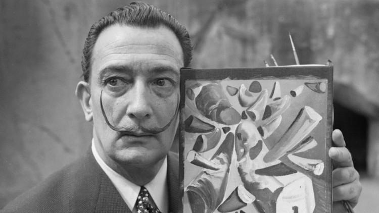 Polémica prueba de paternidad: Por qué los expertos no creen que Dalí tuviera hijos