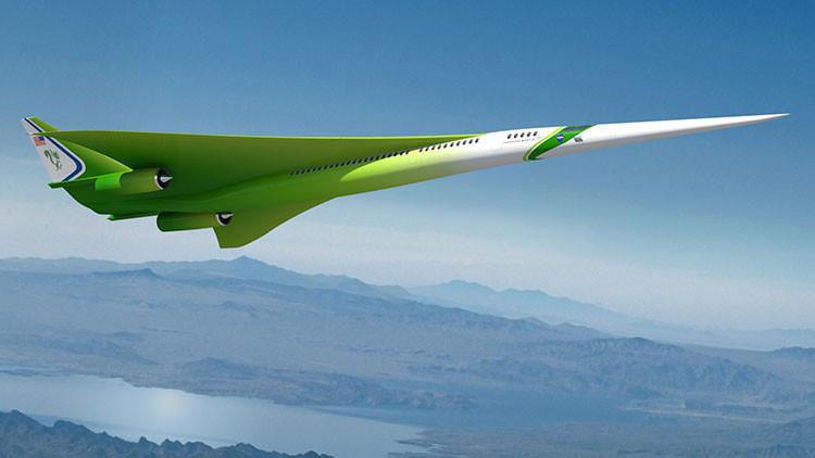 Vuelven los viajes supersónicos: El nuevo Concorde surcará los cielos con una nueva gran ventaja