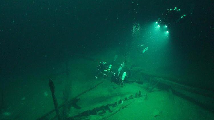 """Realizan uno de los descubrimientos """"más importantes"""" de la arqueología subacuática"""