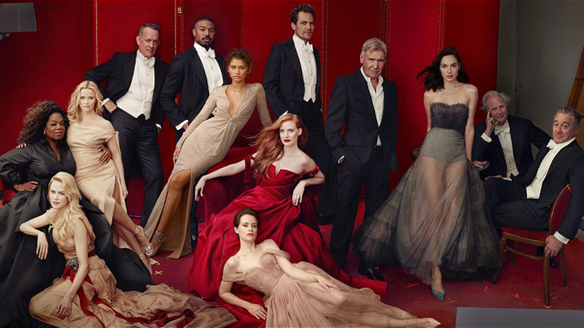Vanity Fair comete un grosero error con Photoshop y su portada se viraliza