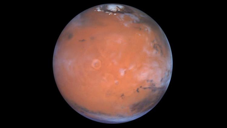 Descubren algo sorprendente cerca del ecuador de Marte (y aún no lo pueden explicar)