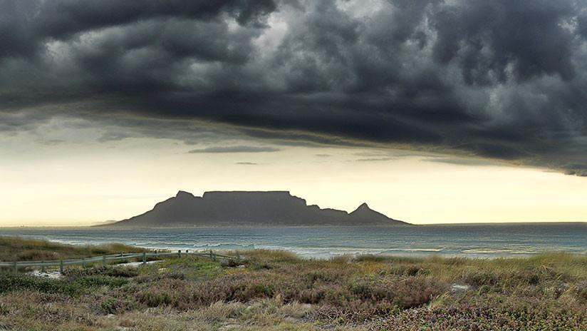 FOTOS: La lluvia alivia una peligrosa sequía en Ciudad del Cabo