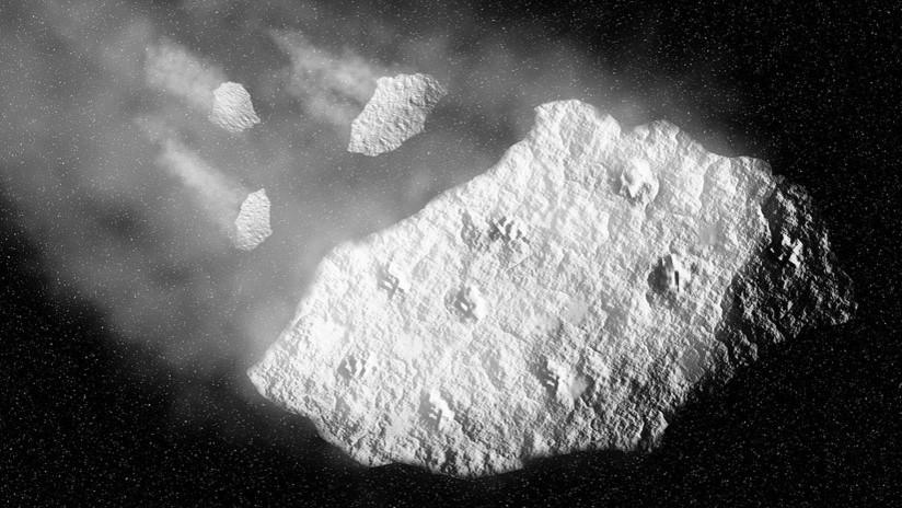 La NASA prepara una respuesta al asteroide que amenaza con acabar con la humanidad