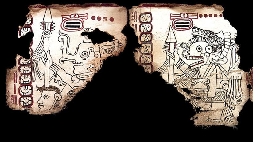 Expertos mexicanos confirman la autenticidad del Códice Maya, el texto prehispánico más antiguo