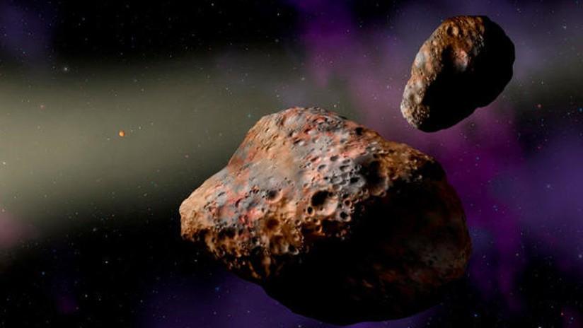 Un extraño asteroide binario desvela cómo fue la reorganización planetaria del Sistema Solar