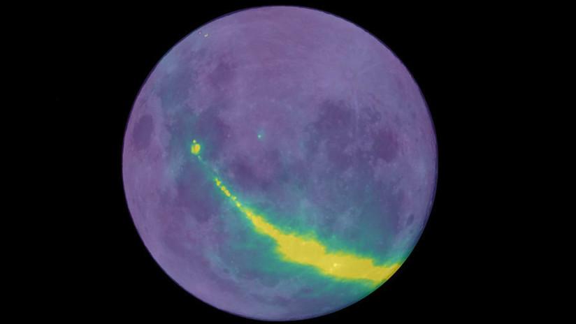 Señales de radio desde la Luna revelan secretos de los 'tiempos oscuros' del universo