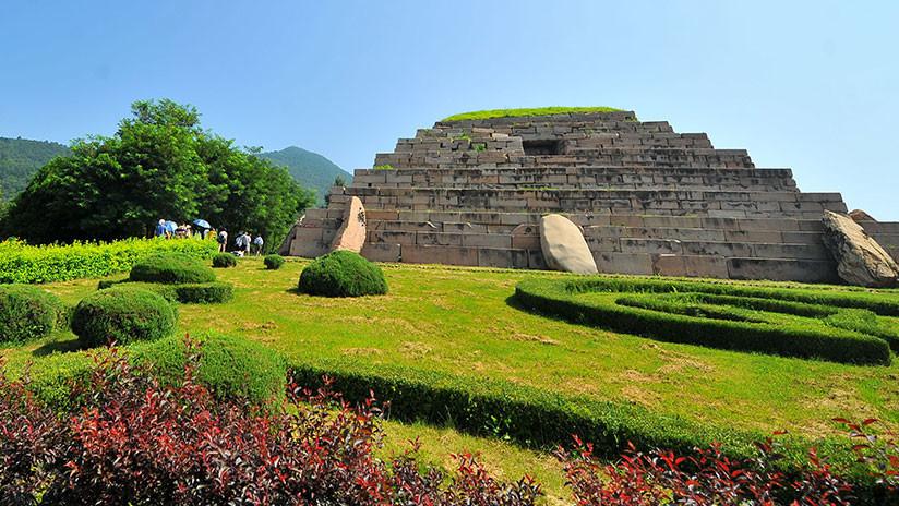 Descubren una orientación estelar secreta en las pirámides sepulcrales de la antigua China