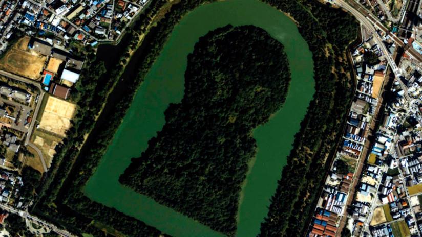 En Japón excavan el misterioso túmulo de un antiguo emperador que habría vivido 142 años