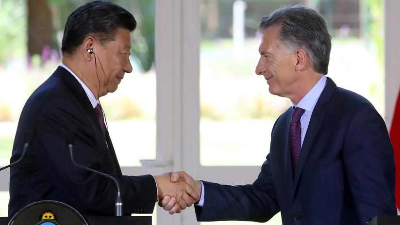 Más de 30 acuerdos firmados entre China y Argentina tras el G20