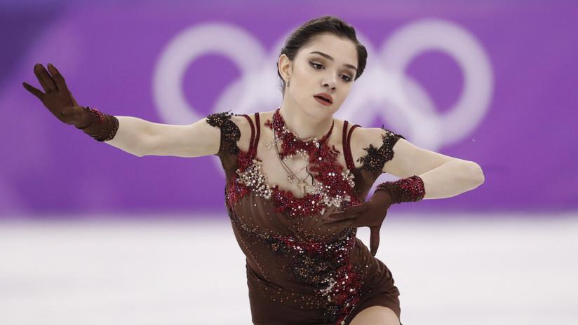 El patinaje artístico a través de los ojos de una joven estrella rusa (VIDEO)