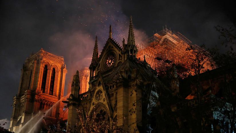 Por qué el incendio en la catedral de Notre Dame es una catástrofe para toda la humanidad