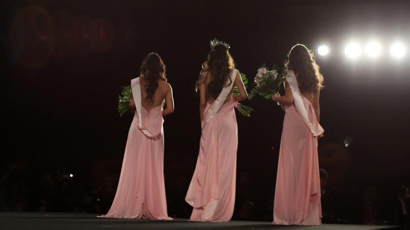 La sorprendente respuesta de una modelo española a una pregunta del jurado durante el certamen regional de Miss Mundo
