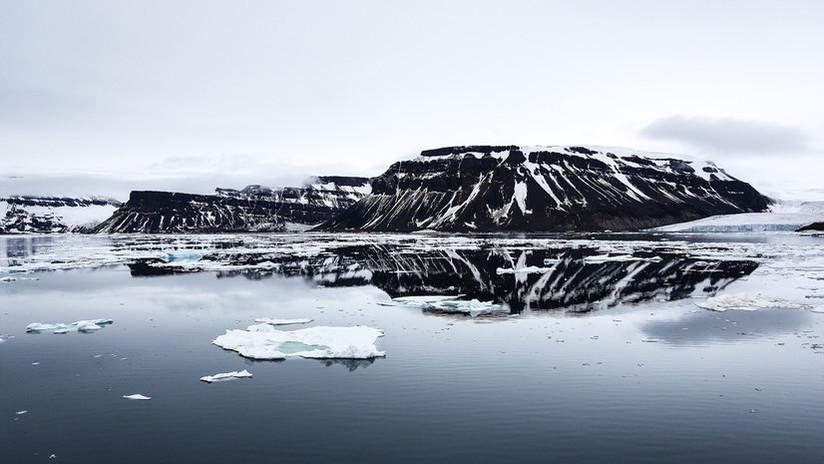 Descubren cinco islas nuevas en Rusia