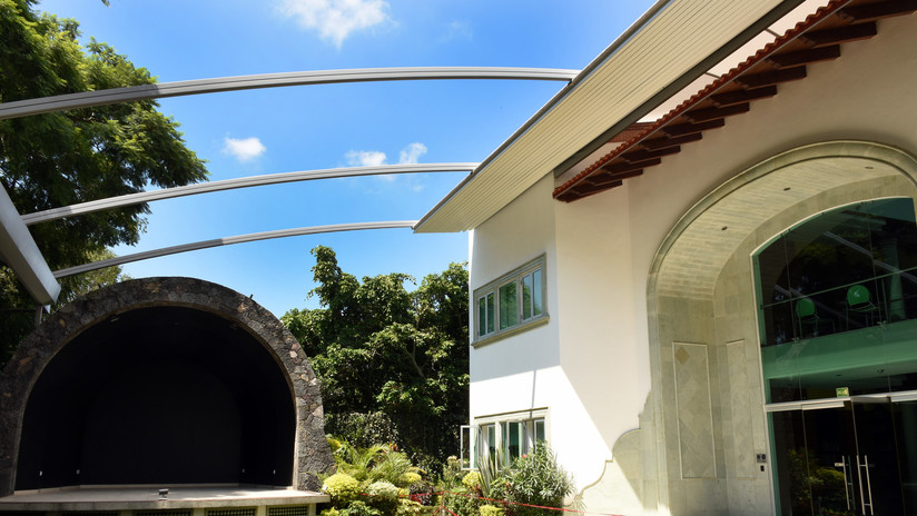 Genera luz, recicla agua y tiene su propio sistema de aire: así es la primera biblioteca sustentable de México