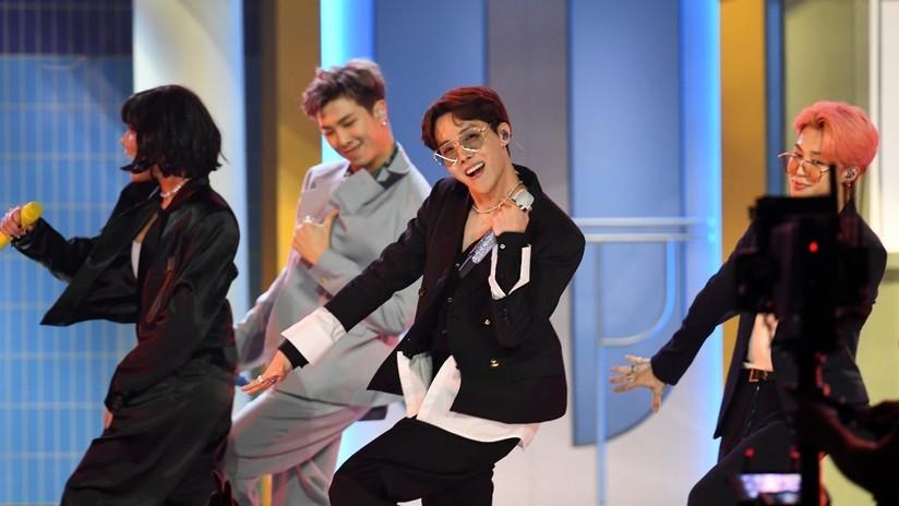 #CNSChallenge: el reto del 'baile del pollo' conquista la Red tras el estreno de un nuevo video de la estrella del BTS